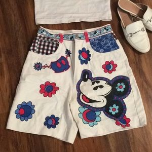 Mickey Mouse vintage shorts